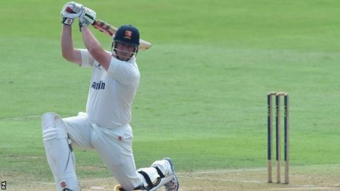 Jesse Ryder, Essex and New Zealand all-rounder
