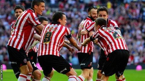 Sheffield United beat Gillingham