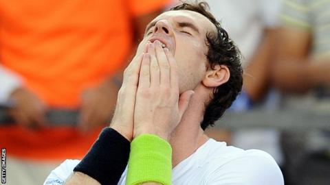 Andy Murray wins the Shenzhen Open in China