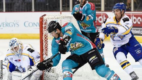 Action from the Odyssey Arena