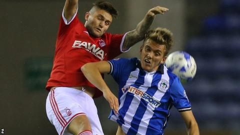 Wigan v Nottingham Forest