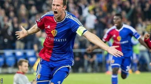 Marco Streller of Basel