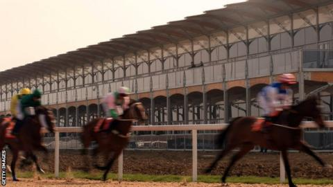 Great Leighs racecourse, which is now known as Chelmsford City