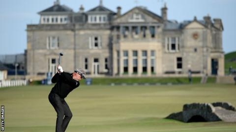 Darren Clarke is tipped to become Europe's next Ryder Cup captain