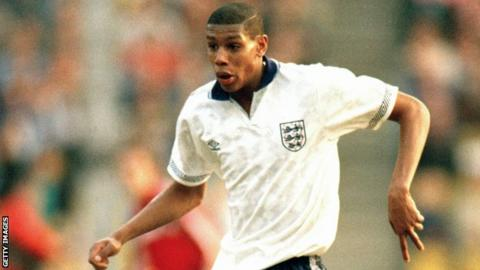 Carlton Palmer scored his only England goal against San Marino in 1993