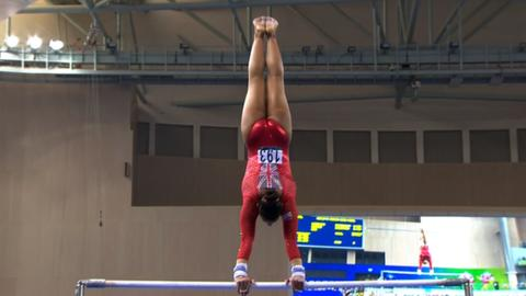 World Gymnastics: Fragapane & Dowie place 5th in finals