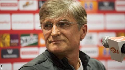 Poland manager Adam Nawalka