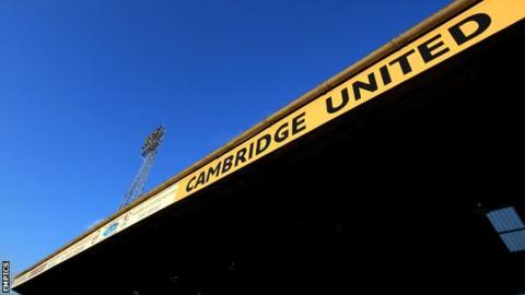 Cambridge United's Abbey Stadium