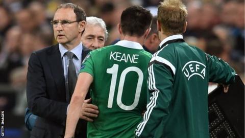 Ireland manager Martin O'Neill