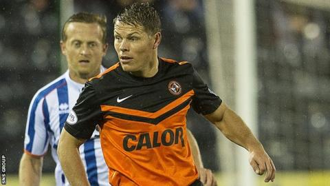 Dundee United midfielder John Rankin is the PFA Scotland chairman