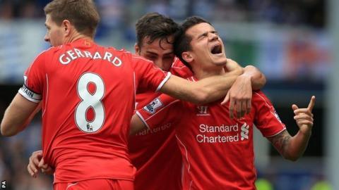 QPR 3-2 Liverpool