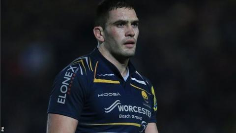 Worcester Warriors loose forward Sam Betty