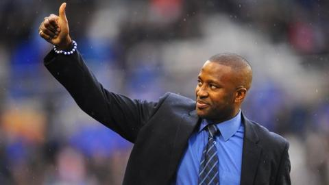 Ex-Birmingham City defender Michael Johnson