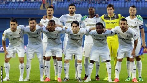 Astra Giurgiu defeated Lyon to secure a place in Europa League Group D
