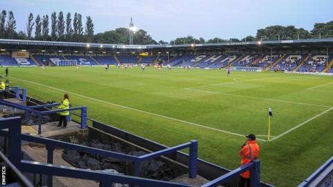 JD Stadium, Bury