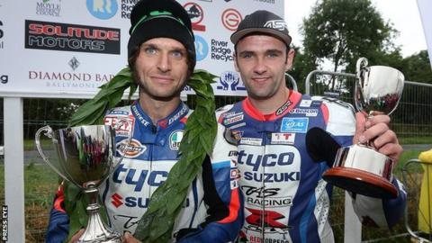 Guy Martin and William Dunlop are set to retain their rides with the TAS team