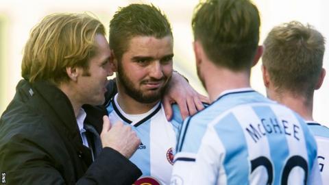 Robbie Neilson praises Alim Ozturk