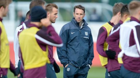 England Under-21 manager Gareth Southgate