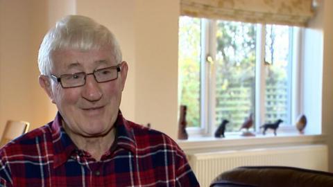 Scottish and British Lion legend Jim Telfer