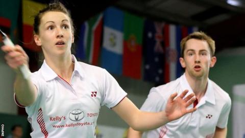 Chloe and Sam Magee helped Ireland beat Bulgaria