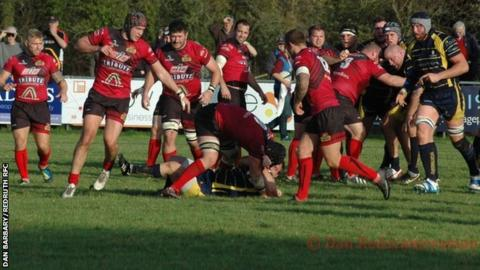 Redruth vs Worthing