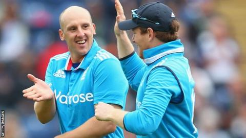 James Tredwell (left) and Ian Bell