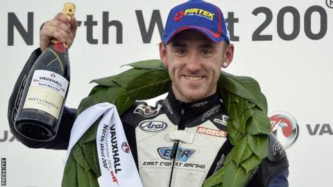 Lee Johnston was the top Northern Ireland finisher in last year's Macau GP
