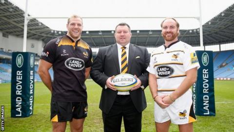 Wasps at the Ricoh Arena