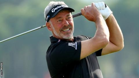 Darren Clarke is 135th in the Race to Dubai