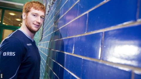 Rob Harley prepares to battle through the New Zealand brick wall