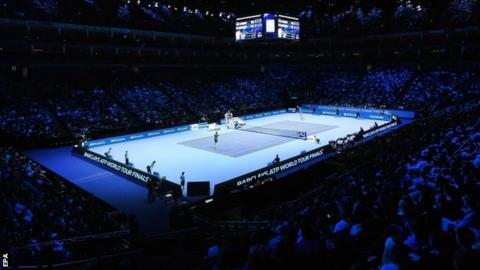 London's O2 Arena