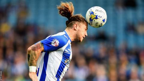 Sheffield Wednesday forward Stevie May