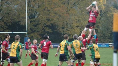 Redruth vs Henley