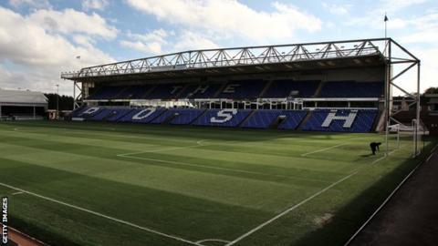 Peterborough United's London Road