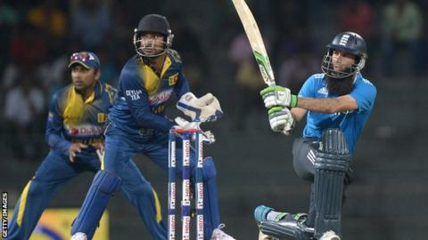 Moeen Ali hits out in Colombo