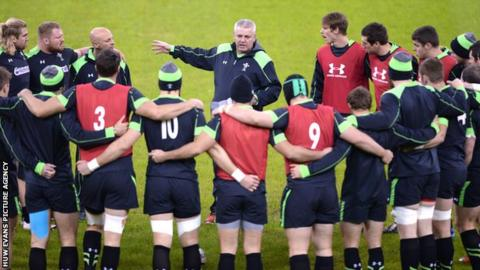 Warren Gatland took over Wales in 2007 and has also coached Ireland and the British & Irish Lions