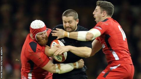 Wales have beaten Fiji this autumn but lost to Australia and New Zealand