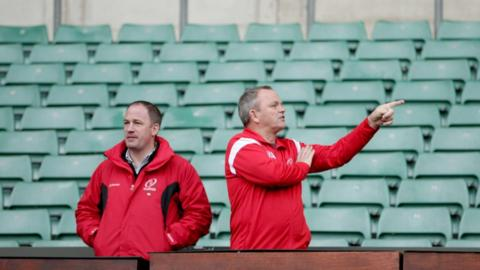 Ulster were rocked by the news that David Humphreys was to leave his post as Director of Rugby to take up a similar position with English Premiership side Gloucester