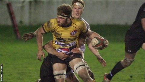Cornish Pirates vs Cross Keys