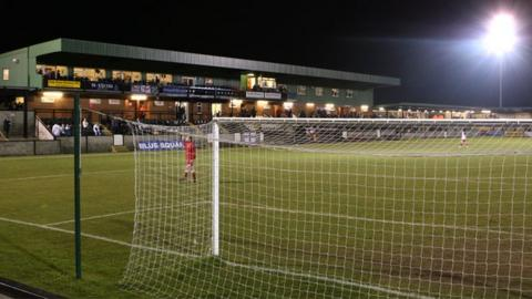 Salisbury City's home ground
