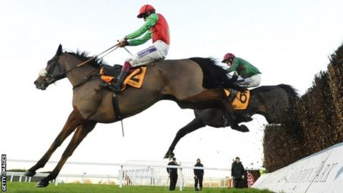 Sam Twiston-Davies on Dodging Bullets