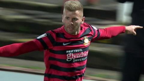 FA Cup: Wrexham's Andy Bishop wants Man Utd in third round ...