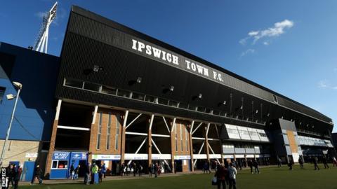 Ipswich Town's Portman Road