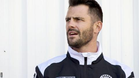 Skipper Steven Thompson has supported St Mirren since he was a young boy