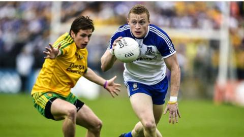 Donegal proved too strong for Monaghan in the Ulster Senior Football Final at Clones on 20 July