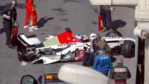 2003 Monaco Grand Prix