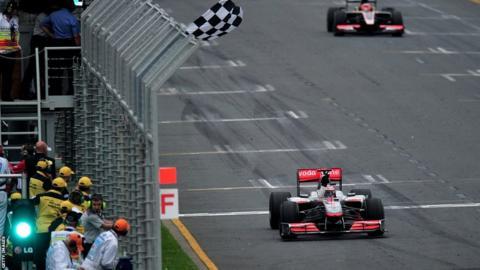 2010 Australia Grand Prix