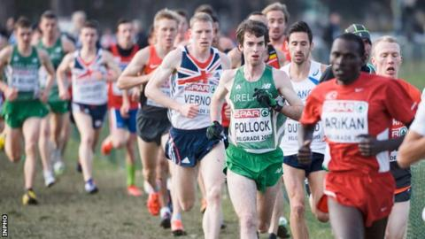 Paul Pollock in action in last year's championships in Bulgaria