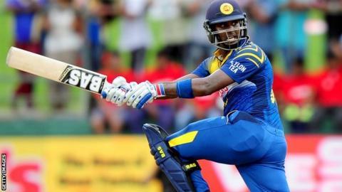 Sri Lanka Angelo Mathews