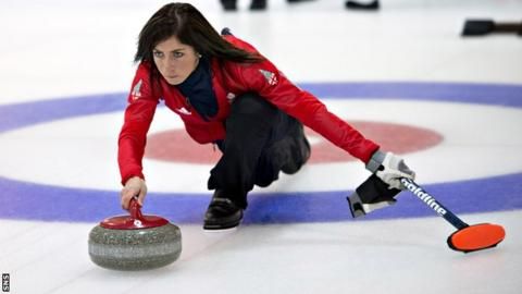 Eve Muirhead has had a successful year as skip.